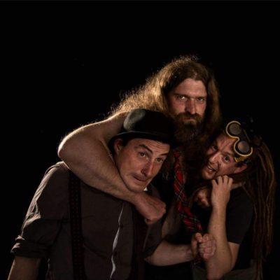 Samedi 20 avril : Eric le Rouge + Les Callunards de la Paix