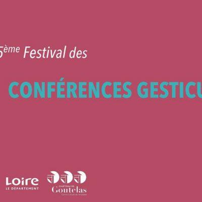 5ème festival des Conférences Gesticulées en Forez